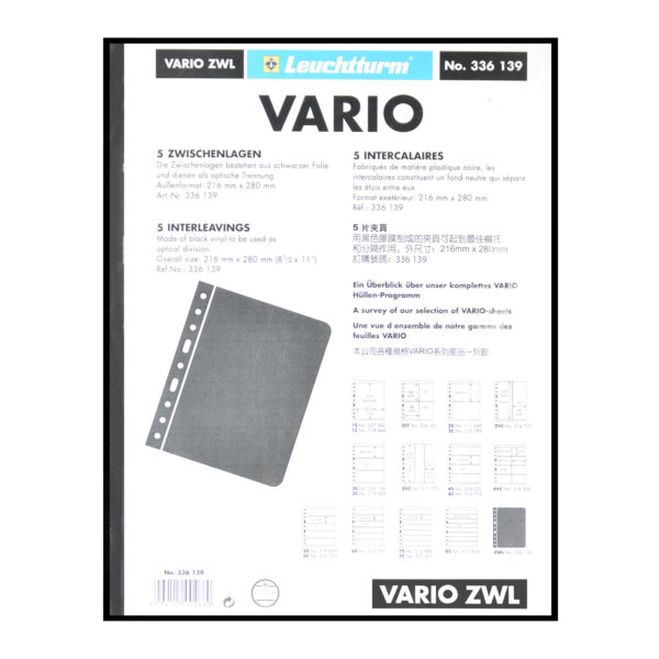 Vario Interleaves