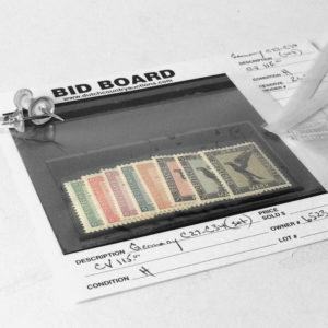 Bid Board